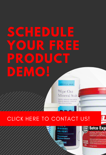 Free janitorial supplies demos from DP Supply Inc.